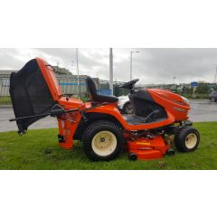 Used Kubota GR2120 21hp Ride-On Mower with Collector