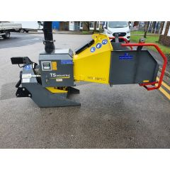 Used TS Industrie WS/15 PTO Wood Chipper