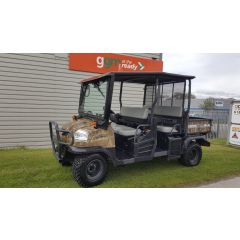 Used Kubota RTV1140CPX 4 Seat Diesel Utility Vehicle with roof and screen