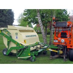 Amazone Groundkeeper SmartCut GHS Drive 1500-2100