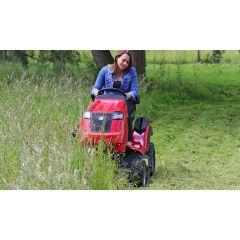"Countax B255 4WD Garden Tractor - c/w 48"" XRD Deck"