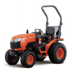 Kubota B2261 HST ROPS - Compact Tractor
