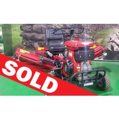 NEW - SHOP SOILED Baroness LM180 Cylinder mower