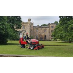 Baroness LM331 Tees & Surround Mower