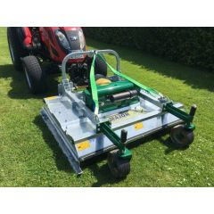Major CS Pro Mower for Compact Tractors - 1-2 Rollers