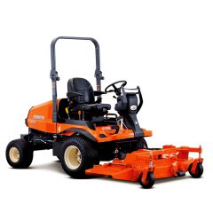 "Kubota F2890 Out Front Rotary c/w 60"" Deck Mower"