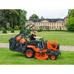 Kubota G231 HD High Tip - Ride-on Mower