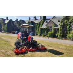 Baroness GM2810 Five Unit Mower
