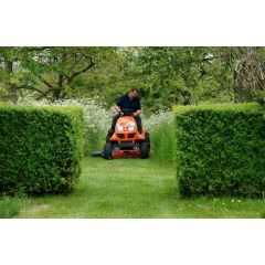 "Kubota GR2120s Ride on Mower - 48"" ROPS"
