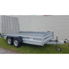 Used / Ex Hire Indespension GT26126 Trailer
