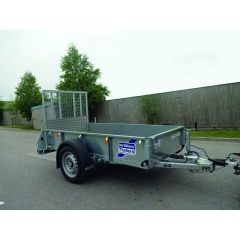 Ifor Williams GD84 Small Trailer