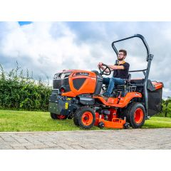 Kubota G231 LD Low Tip - Ride-on Mower