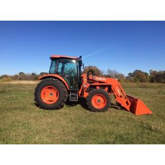 Kubota M5091 Tractor C/w Front Loader
