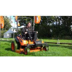 Kubota ZD1211 Ride-On Mower