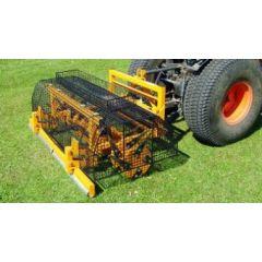 Sisis Multislit 1200 Tractor Mounted Slitter
