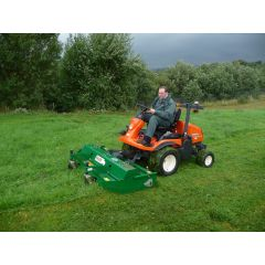 Kubota F-Series c/w Out Front Flail