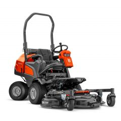 Husqvarna P520D Ride-On Rotary Mower