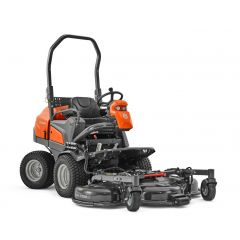Husqvarna P525D Ride on Rotary Mower