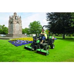 Ransomes Parkway 3 Triple Cylinder Mower