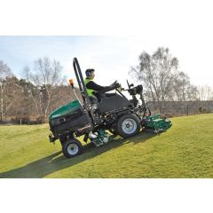 Ransomes Highway 3 Triple Cylinder Mower