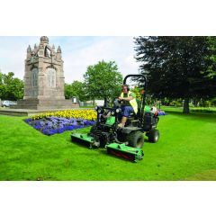 Ransomes Parkway 3 Triple Unit Cylinder Mower
