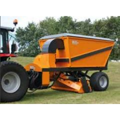Roberine Votex VT420 Vacuum Trailer