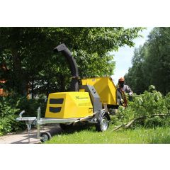 TS Industrie WS/16-38P 16cm Wood Chipper