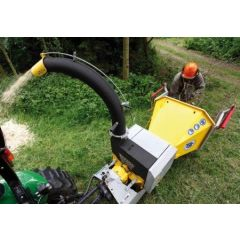 TS Industrie WS/18 PTO Wood Chipper
