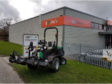 Used / Ex Hire Ransome HR300 Out Front Mower