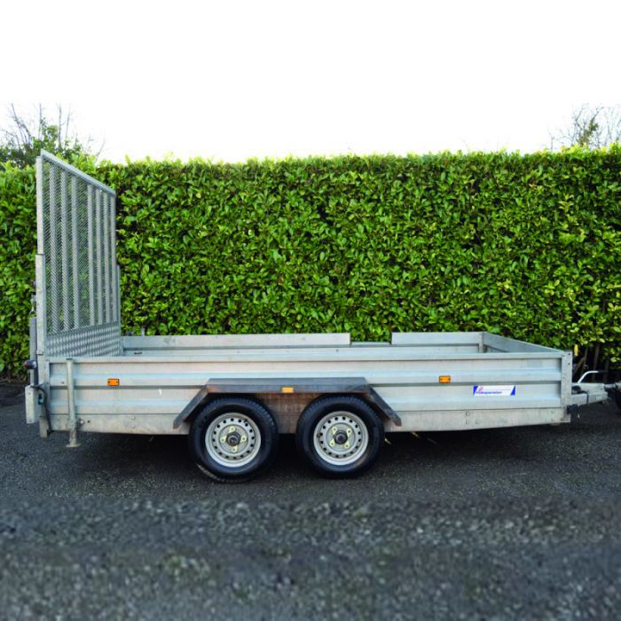 Indespension GT26126 Large Trailer | Gibson's Garden