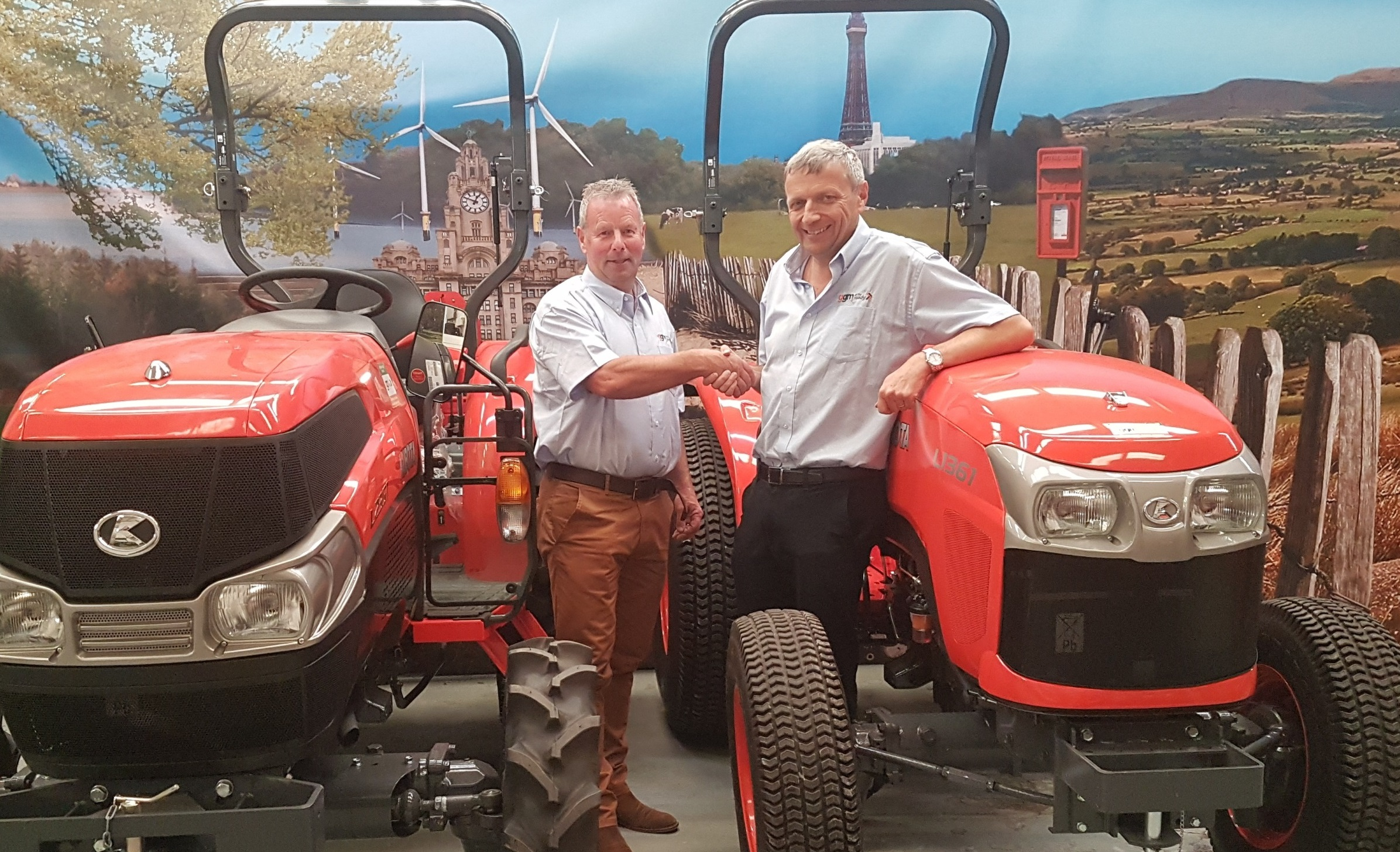 GGM Groundscare continue to expand our sales team