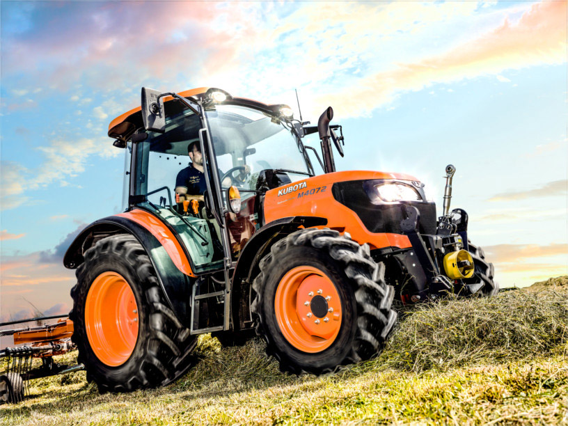Kubota ranked the best tractor brand of 2019