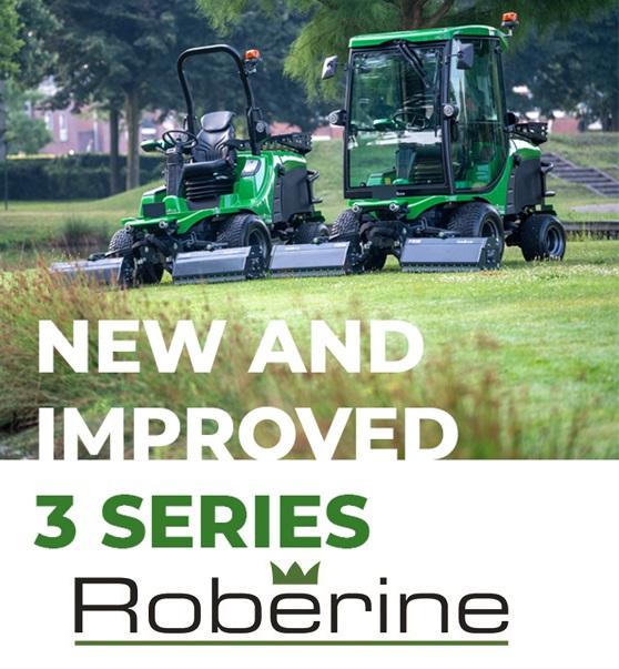 Coming Soon - New Roberine 3 Series