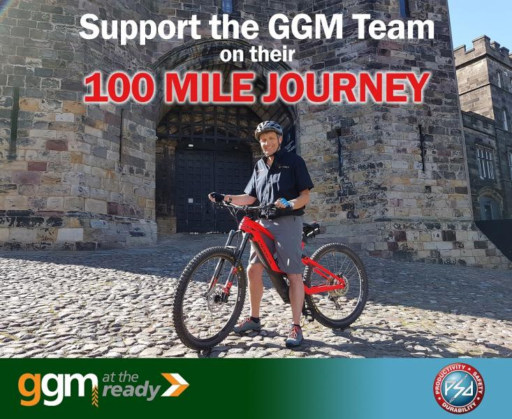 CYCLE OR WALK….. WHY NOT DO BOTH! Fundraising Target £1000