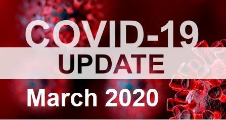 Coronavirus (COVID-19) Update - Our Commitment