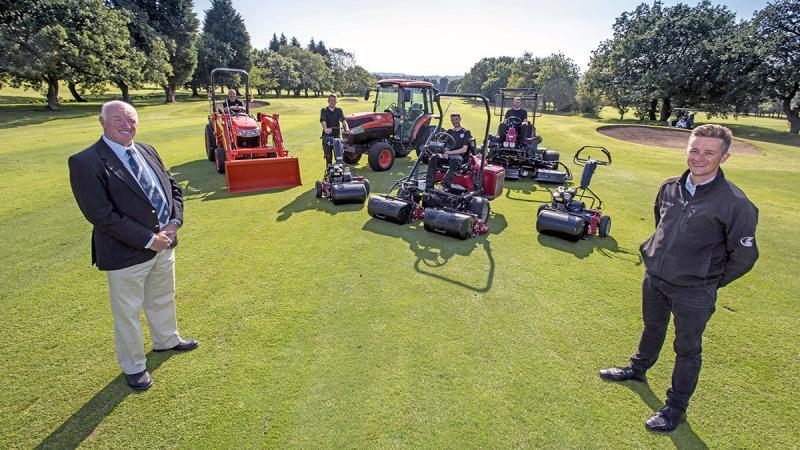 Gathurst Golf Club Invest in a brand new fleet