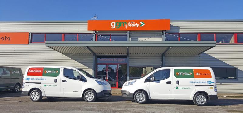 GGMs New Eco-Friendly Initiatives