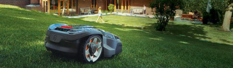 Are you thinking about buying a Robotic Lawn Mower?